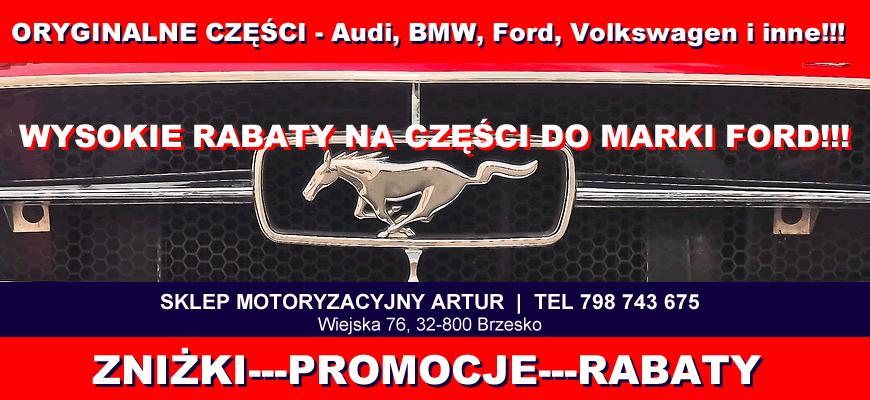 Oryginalne Części Samochodowe, Auto Części, Sklep Motoryzacyjny Artur - Brzesko